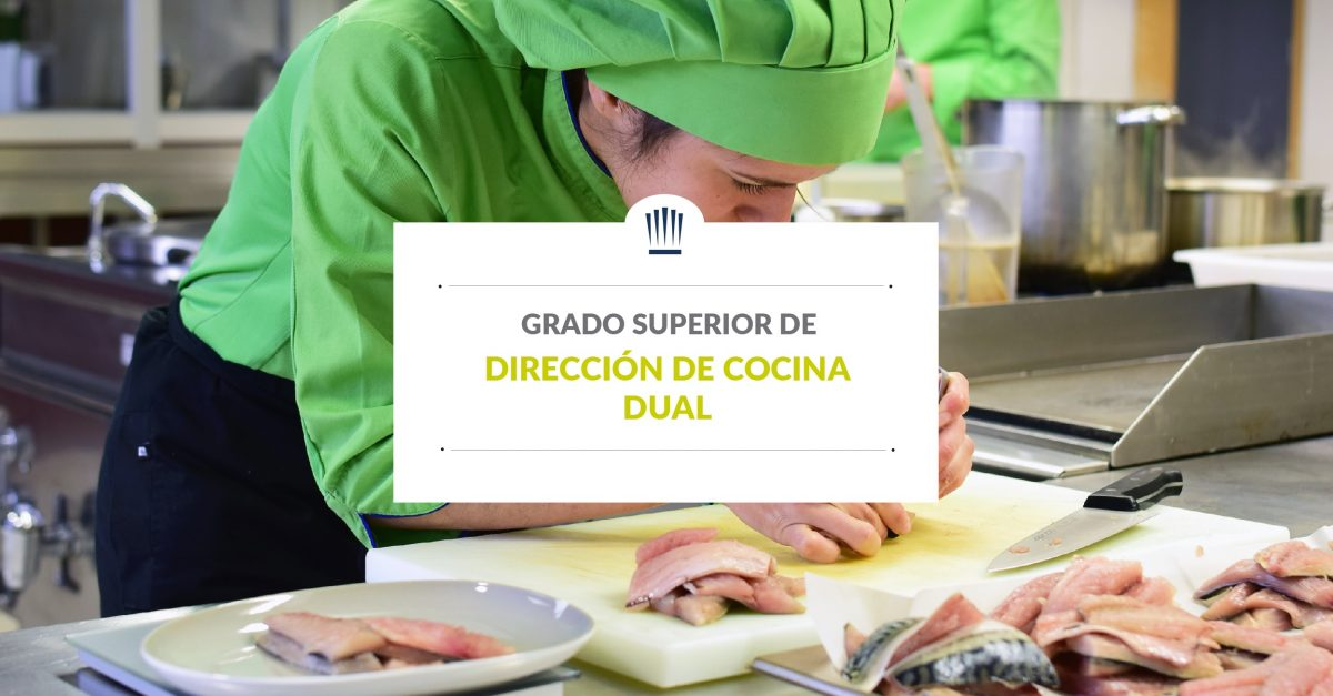 Grado Superior En Dirección De Cocina Alcazarén