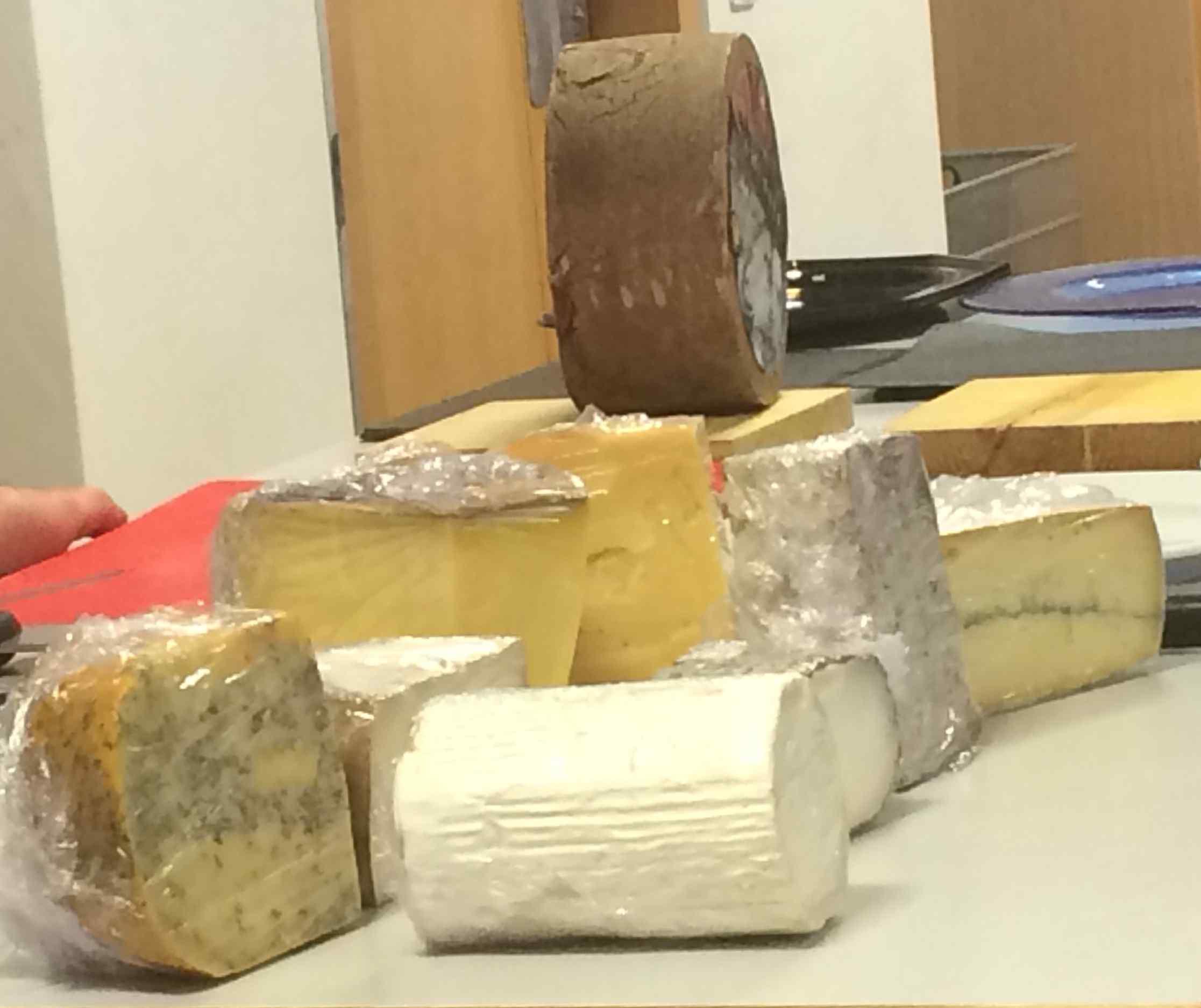 Curso de queso para 1º de Ciclo GM Cocina y Gastronomía