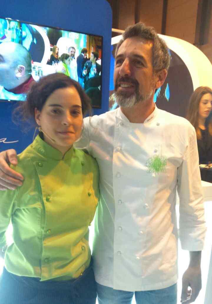 Estudiar Cocina en Valladolid te puede llevar al Salón de Gourmets