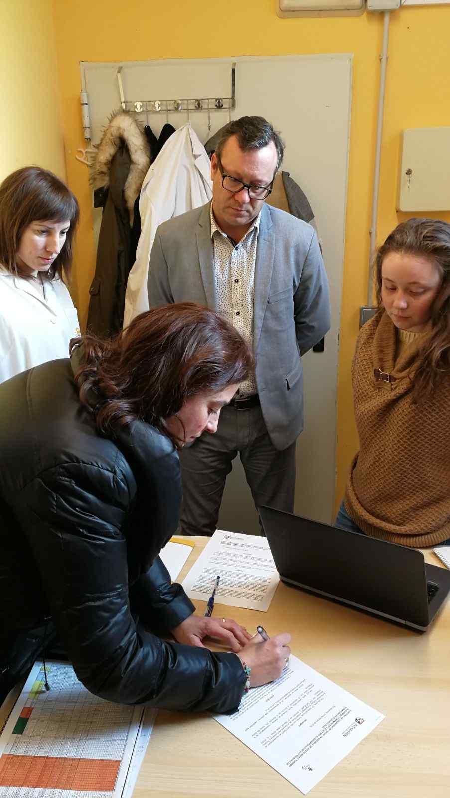 La Escuela Alcazarén y CLECE firman un convenio de FP Dual
