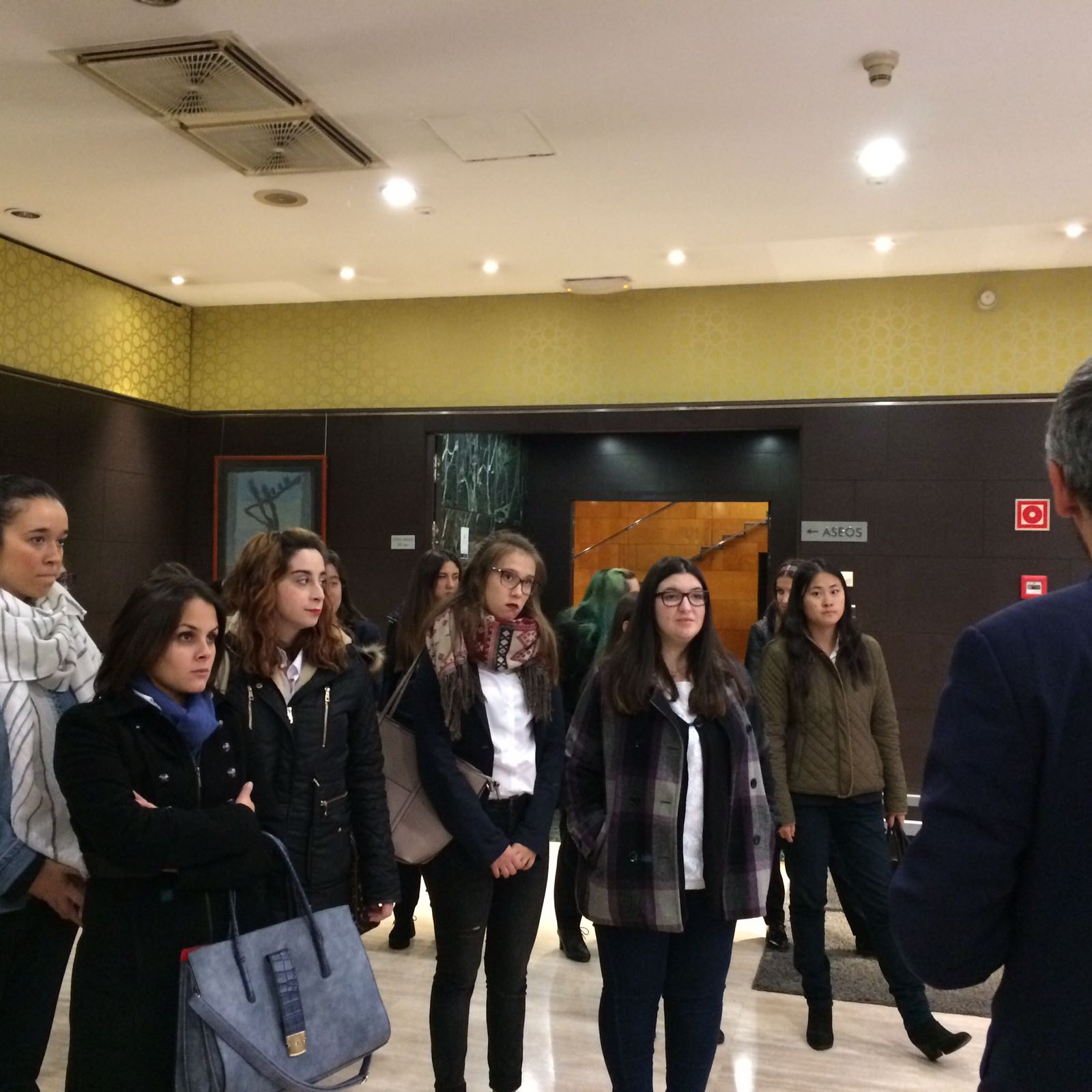 Visita al NH Ciudad de Valladolid