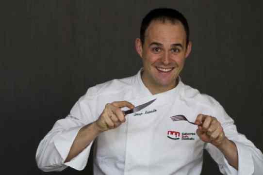 Cocina y Gastronomía en una master class con Iñigo Lavado
