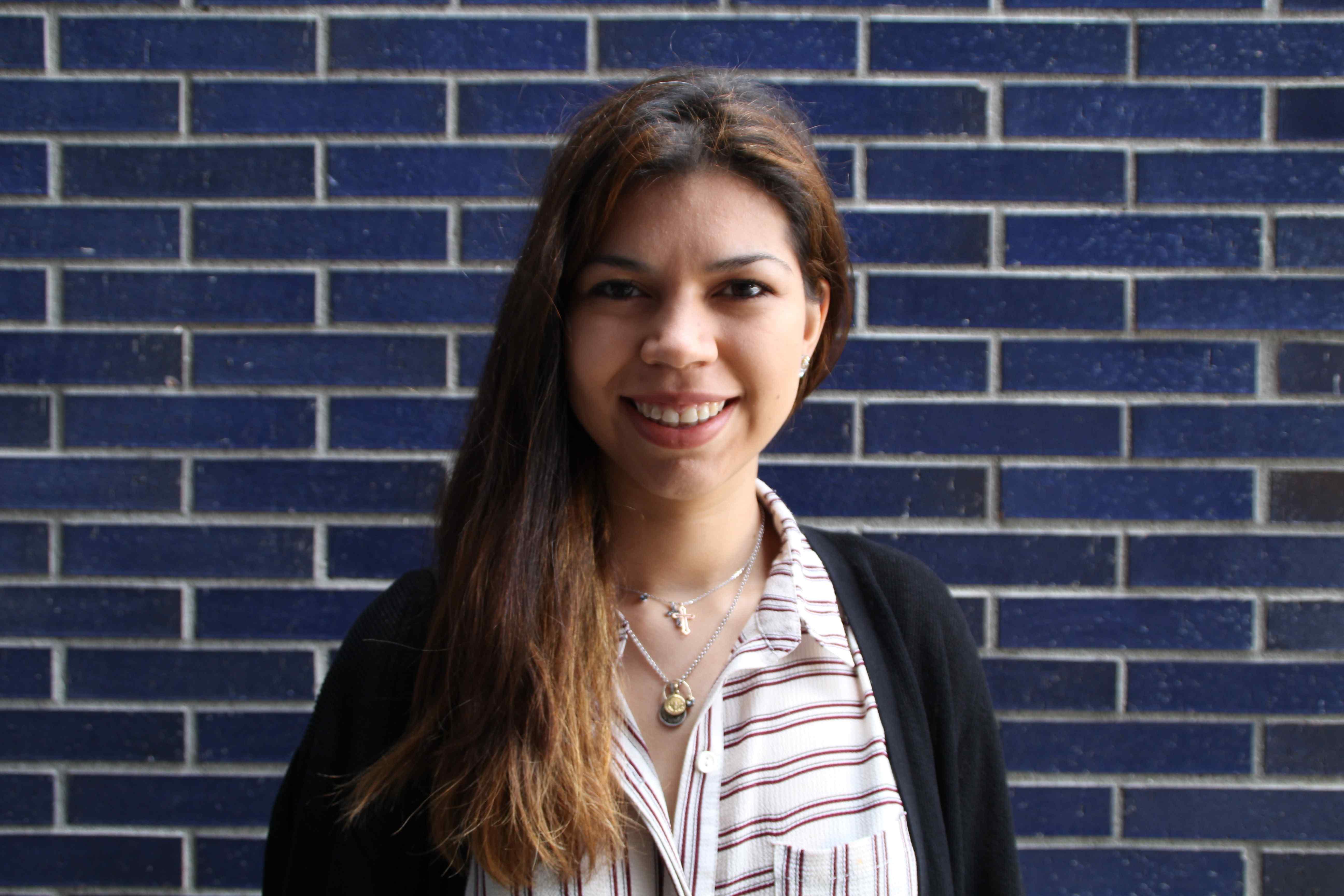 Pilar García, antigua alumna de Cocina, nos visita y nos cuenta su experiencia profesional