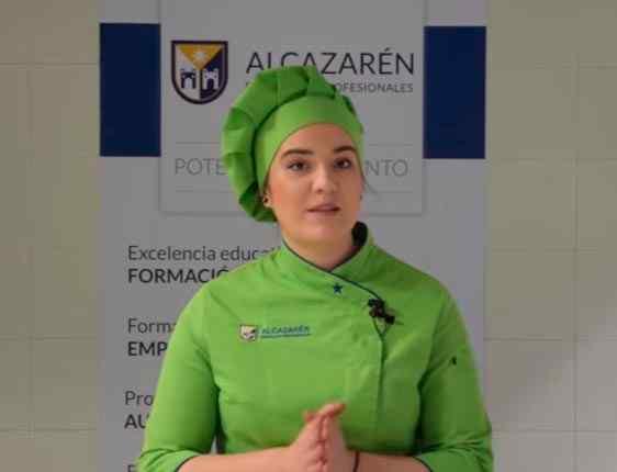 Nuria Delgado, una vallisoletana entre los 10 finalistas del Premio Promesas de Alta Cocina