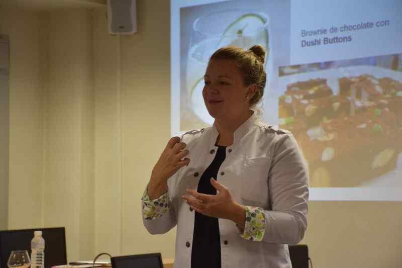Sesión de germinados en Cocina y Gastronomía con Koppert Cress