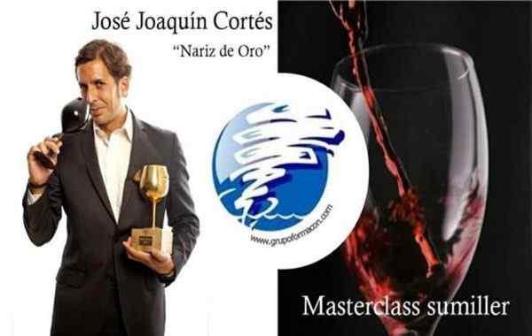 """MasterClass """"Sumiller y Cata de Vinos"""" con José Joaquín Cortés"""