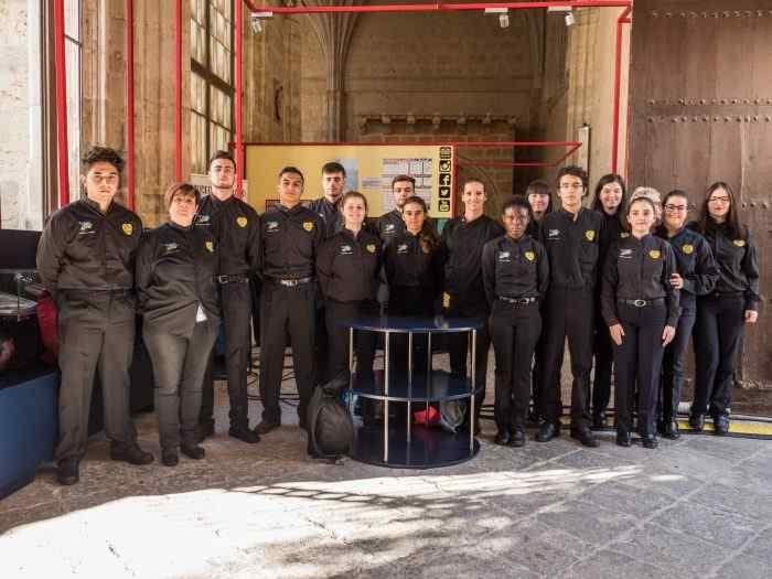 Participación en la Semifinal de Master Chef Junior en Palencia