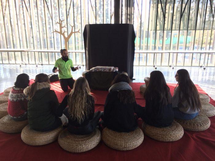 Descubriendo la Educación a través del medio ambiente