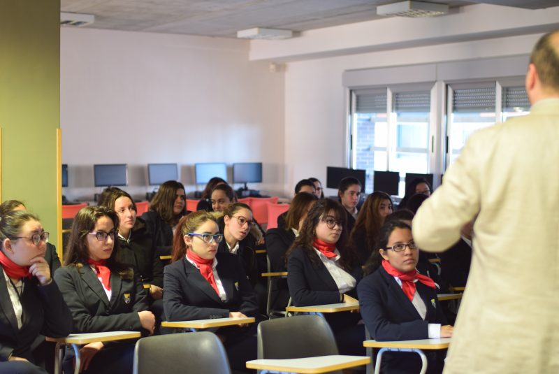 Seguridad en redes sociales- Sesión con Juanma Piquero