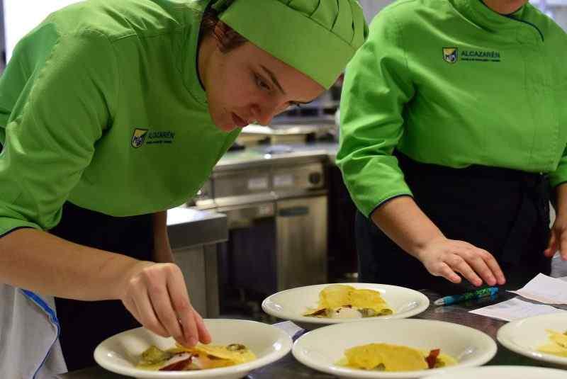 Ventajas de estudiar Técnico superior en Dirección de Cocina