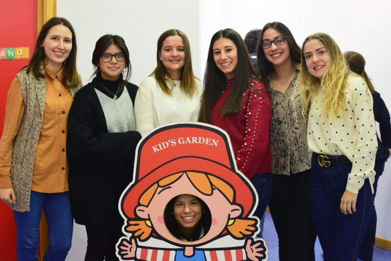 Jornada bilingüe de Puertas abiertas en Kids Garden Valladolid