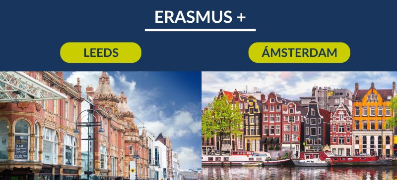 Erasmus en Formación Profesional: una gran experiencia