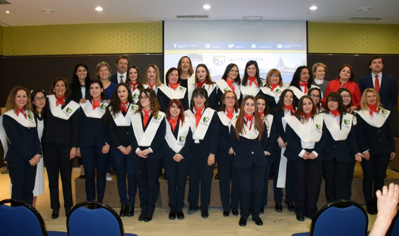 Acto Académico promociones 2017/ 2019 de la Escuela