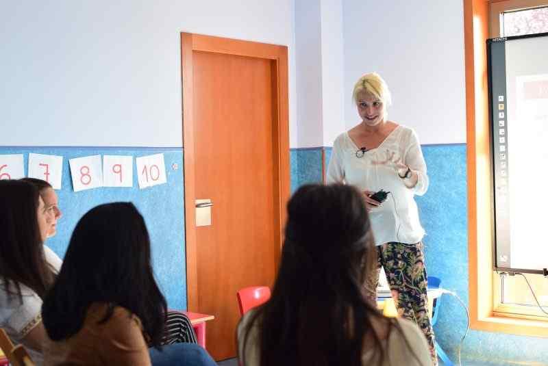 Aprendiendo las ventajas de la Educación Infantil Bilingüe