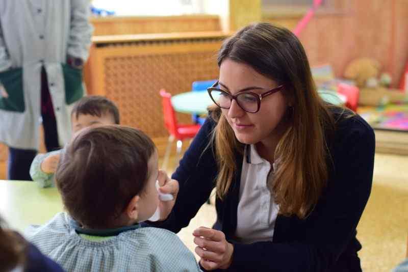 ¿Cómo es el trabajo de técnico en Educación Infantil?