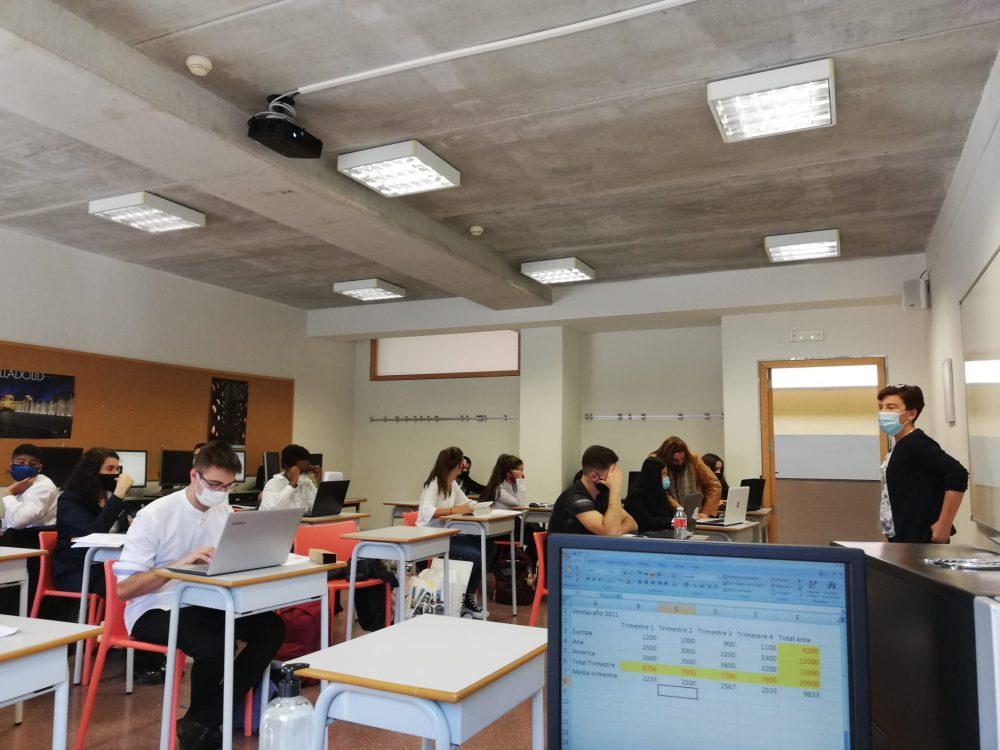Curso de excel para FP en la Escuela