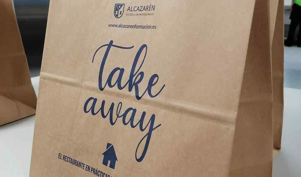 take away alcazarén