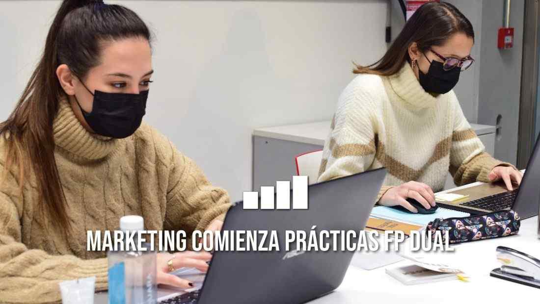 Prácticas FP Dual en Marketing y Publicidad