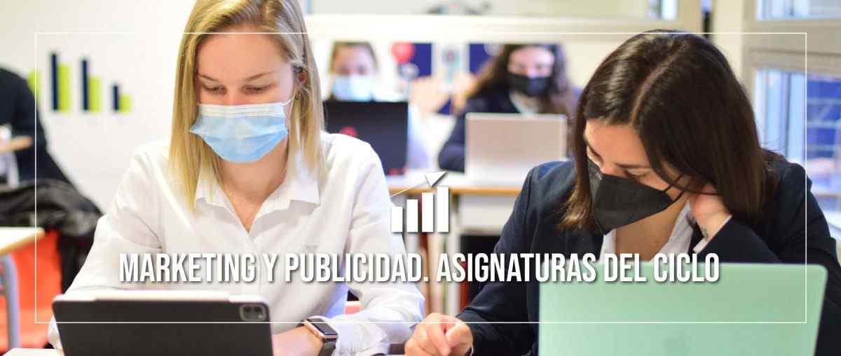 MARKETING Y PUBLICIDAD ASIGNATURAS