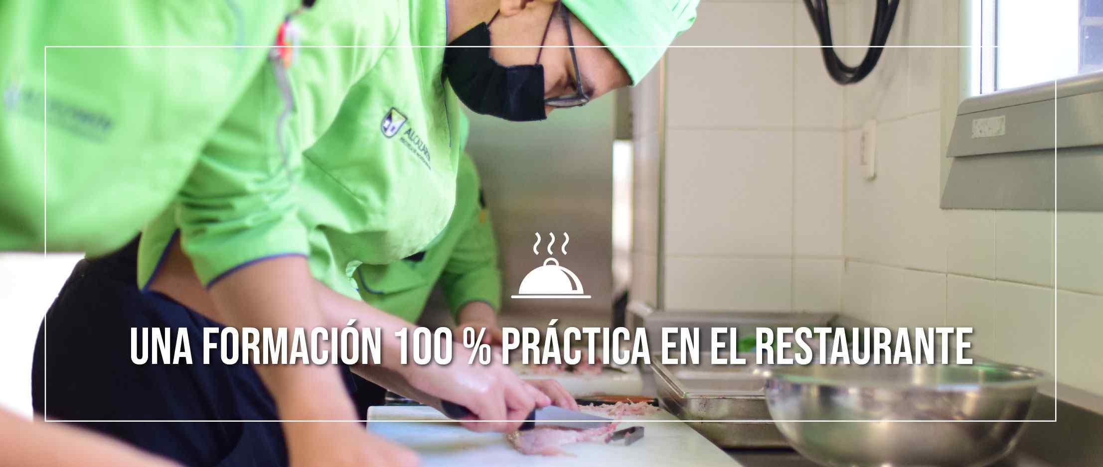 cómo ser chef